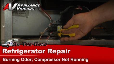 refrigerator fan not running refrigerator repair diagnostic not compressor