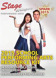 Spark 2015 By Stage Whispers Magazine