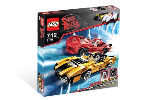 8159 Racer X & Taejo Togokhan