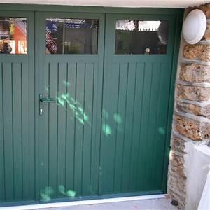 Porte De Garage Pliante À La Française 4 Vantaux : portes de garage lelandais fermetures lelandais fermetures ~ Nature-et-papiers.com Idées de Décoration