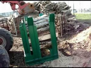 Chevalet Coupe Bois : casier scier les fagots de bois de chauffage youtube ~ Premium-room.com Idées de Décoration