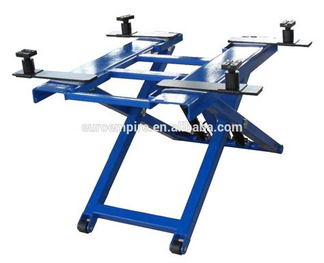 China Factory Supply Portable Scissor Car Lift/ Scissor