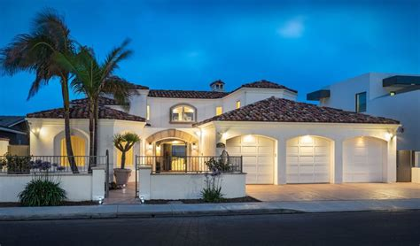 Extraordinary Home Of The Week La Jolla Waterfront