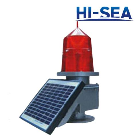 marine solar navigation light supplier china navigation