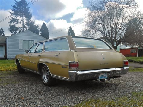 1970 Buick Station Wagon by Seattle S Parked Cars 1970 Buick Estate Wagon