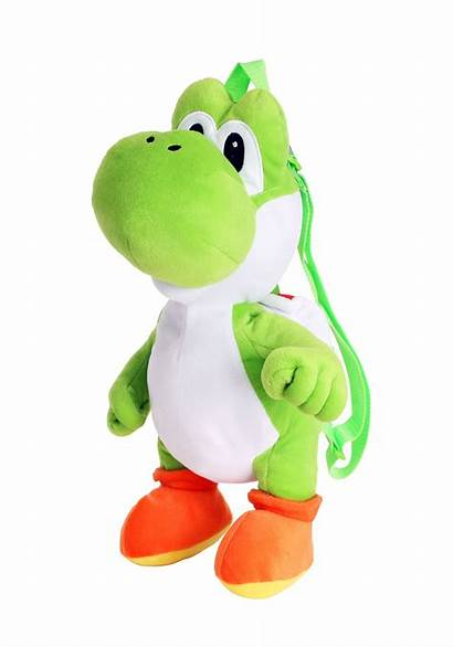 Yoshi Mario Plush Super Backpack Nintendo Brothers