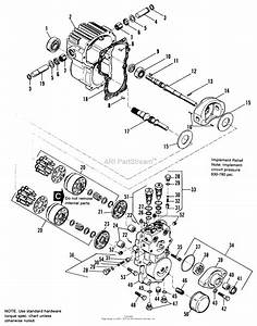 Farmall H Parts Diagram Hyd
