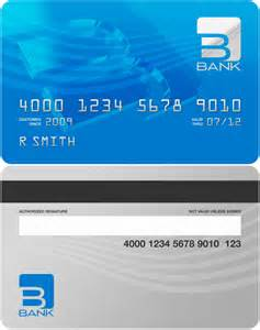 Credit Card Numbers Front and Back