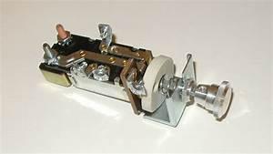 12v Universal Headlight Switch 28 30 32 34 Ford Chevy B