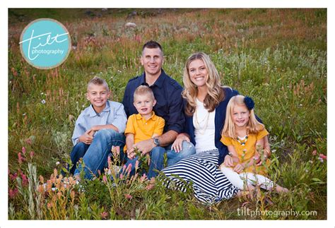 color schemes for family photos tilt photography