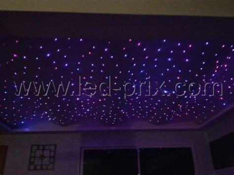 ciel étoilé chambre ciel étoilé en fibre optique au plafond le tutoriel vidéo