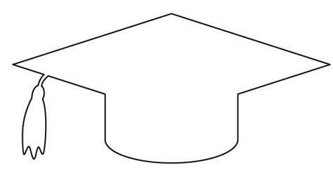 molde toca de graduacion molde toca de graduacion centros