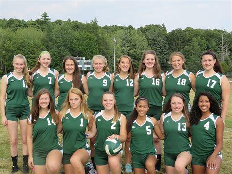 Meet the MDI Varsity Volleyball Team [PHOTOS]