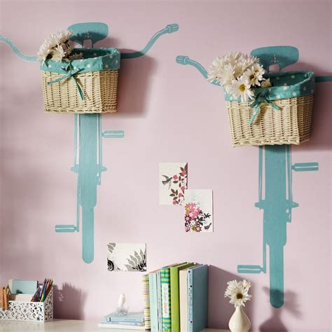 easy wall decoration ideas for teen rooms
