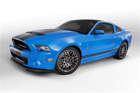 Mustang Shelby Gt500 : Ford Shelby Mustang Gt500 2013