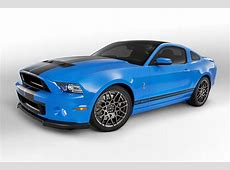 Ford Shelby Mustang GT500 2013 Hottest Car Wallpapers