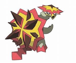 meet the turtonator a blast turtle pokemon from the a a region ing to pokemon sun and moon