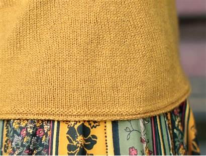 Swirl Yoke Sweater Gaughan Norah Kit
