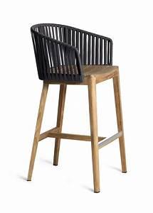 Chaise De Bar Exterieur : tabouret de bar mood de trib ~ Teatrodelosmanantiales.com Idées de Décoration