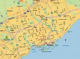 Large Toronto Maps for Free Download and Print | High ...