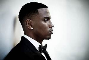 Trey Songz with the taper fade .. | Hair | Pinterest | To ...