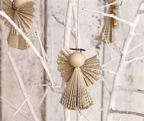 engel falten aus alten büchern bildergebnis f 252 r basteln mit alten b 252 chern weihnachten b 252 cher falten engel basteln engel