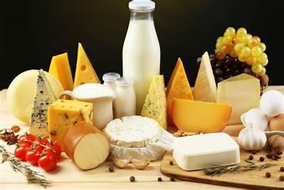 Milk Cheese Dairy Wallpapers Breakfast Produce Eggs
