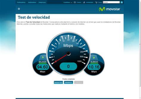 100mb Por Wifi Con La Fibra óptica De Movistar