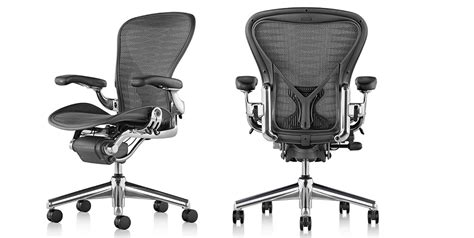 used aeron chair by herman miller for sale ta fl