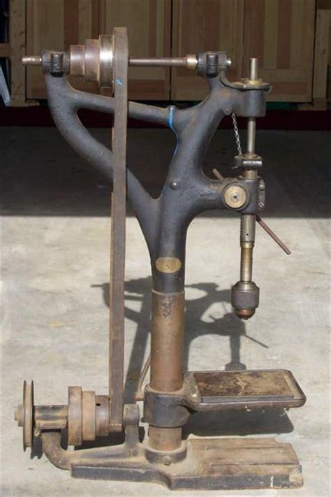 photo index charles stecher  drill press