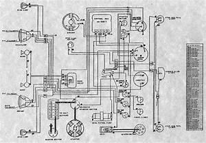 Sunbeam Alpine Ignition Switch Wiring Diagram