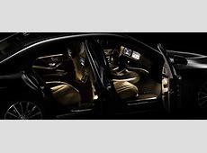 2014 Mercedes SClass Official Interior Photos Released