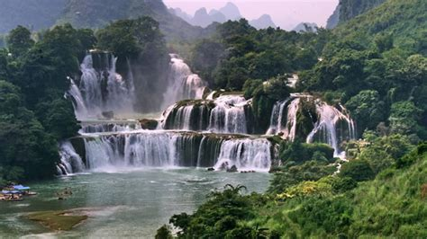 Top Most Stunning Waterfalls From Around The World