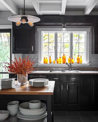 wallpaper on kitchen cabinets 114 best not a white kitchen images on white 6977