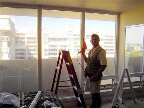 Professional Drapery Installation by Professional Installation Services Sos Boca Raton