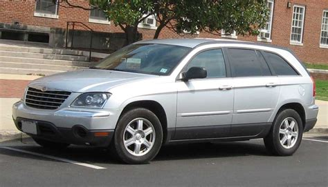 2000 Chrysler Pacifica by Chrysler Pacifica Tractor Construction Plant Wiki