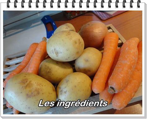 cuisiner un hachis parmentier hachis parmentier aux carottes façon lisette la guillaumette
