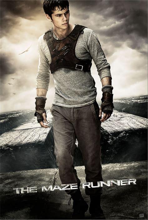 maze runner posters poster thomas brien dylan dvd trailer movies movie release netflix mazerunner el tmr corredor obrien