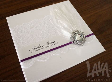 bling wedding invitations event stationery and diy