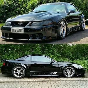 Slammed New Edge Saleen Mustang | Sweet Mustangs | Pinterest | Saleen mustang, Mustang and Slammed