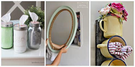 craft ideas for bathroom diy bathroom bathroom tricks