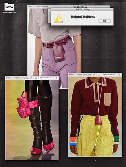 Trends Handbag Fall Most Important Trending Whowhatwear