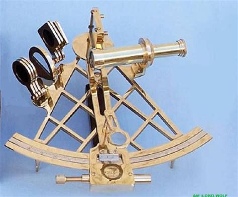 Old Boat Navigation Tools by An Old Vernier Sextant Beautiful Globes Maps