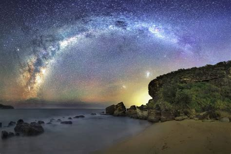 Star Struck Amazing Photographs The Milky Way Over
