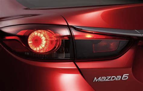 2014 Mazda6 Taillights