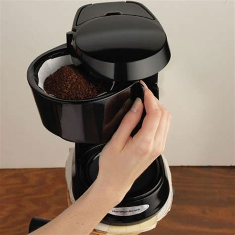 Hamilton Beach Commercial 48136 4 Cup Coffee Maker w