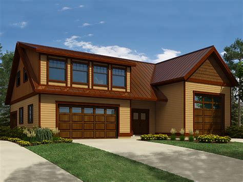 The Garage Plan Shop Blog » Detached Garage Plans