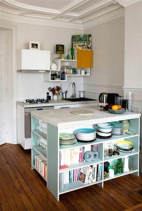 cuisine de a la cuisine équipée avec îlot central 66 idées en photos