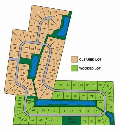 Kingston Ridge Building Plan Lots Delaware