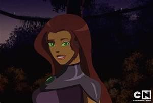 young justice starfire - Young Justice Photo (36342867 ...
